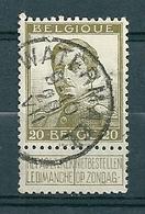 119 Gestempeld  WATERMAEL - COBA 6 Euro - 1912 Pellens