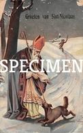 Groeten Van Sint-Nicolaas - Sinterklaas