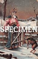 Gruss Vom Nicolo -  Goat - Sinterklaas - Nikolaus