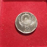 Capo Verde 20 Escudos 1994 - Capo Verde