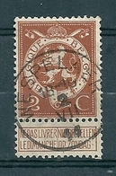 109 Gestempeld  WESPELAER - COBA 8 Euro - 1912 Pellens