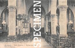 Binnenzicht Kerk Moorsele - Wevelgem