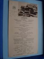 "M.S. "" CHICHIBU MARU "" N Y K Line > LUNCHEON > Sunday July 11th 1937 ( Kiyomizu Temple ) ! - Menus"