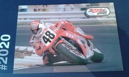 Carte Postale Moto Gp Honda - Motorcycle Sport