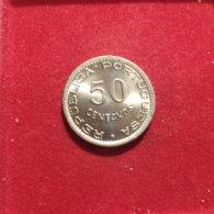 Capo Verde 50 Centavos 1949 - Capo Verde