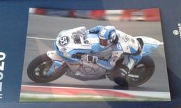 Carte Postale Moto Gp Valentin Debise Moto2 - Motorcycle Sport