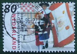 Noord Brabant NVPH 1682 (Mi 1580) 1996  Gestempeld / Used NEDERLAND / NIEDERLANDE - 1980-... (Beatrix)