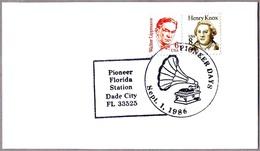 PIONEER DAYS - GRAMOFONO - PHONOGRAPH - GRAMOPHONE. Dade City FL 1986 - Musica