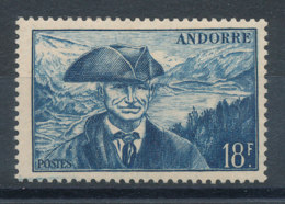 Andorre N°133* Viguier - Nuevos