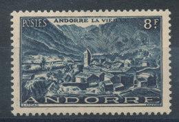 Andorre N°127** Andorre-la-Vieille - Nuevos