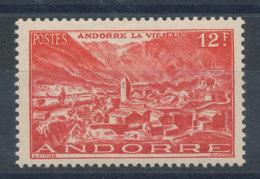 Andorre N°129* Andorre-la-Vieille - Nuevos