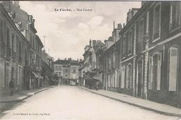 72 - La Flèche (Sarthe) - Rue Carnot - La Fleche