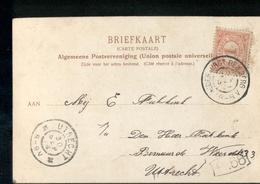Nederhorst Den Berg Grootrond - 1904 - Postal History