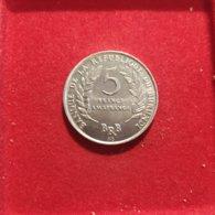 Burundi 5 Francs 1968 - Burundi