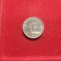 Burundi 1 Francs 1993 - Burundi