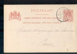 Leersum Grootrond - 1903 - Postal History