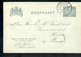 Klundert Grootrond - 1906 - Postal History