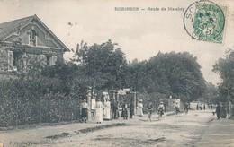 92) ROBINSON : Route De Malabry (1907) Animée ! - Francia