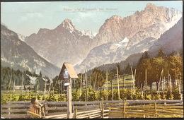 Razor Und Prisojnik Bei Kronau (Kranjskagora) (1910) - Slovenia