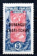 Oubangui-Chari-Tchad Y&T 17* - Ungebraucht
