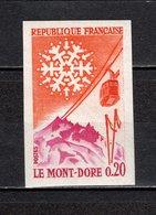 FRANCE  N° 1306a  NON DENTELE NEUF SANS CHARNIERE  COTE 35.00€   TELEPHERIQUE - Frankreich