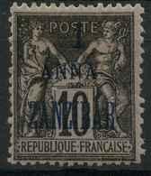 Zanzibar (1894) N 21 * (charniere) - Zanzibar (1894-1904)