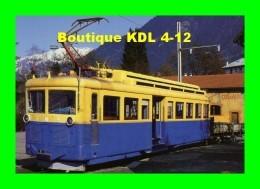 AL 360 - Automotrice En Gare Du FAYET - Commune De SAINT-GERVAIS LES BAINS - Haute Savoie - TMB - Trenes