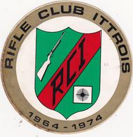Ittre  Club De Tir - Old Paper