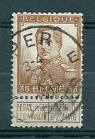 113 Gestempeld YPER - YPRES E - 1912 Pellens
