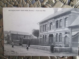 Bethencourt Sur Mer . Ecole Des Filles - Other Municipalities