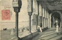64 - HENDAYE - HOTEL DU CASINO - R. & J. D. - CACHET CONVOYEUR BAYONNE A HENDAYE - Hendaye