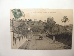 Philippeville  - Route De Saint Antoine   (93) - Konstantinopel