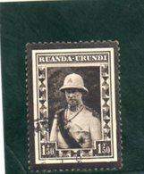 RUANDA-URUNDI 1934 O - Ruanda-Urundi