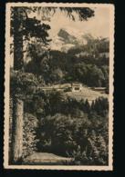Der Berghof Am Obersalzburg Mit Hoghen Göll [AA29-183 - Non Classificati