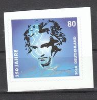 Deutschland BRD  **   3520  Ludwig Van Beethoven Skl Neuausgabe 02.01.2020 - Ongebruikt