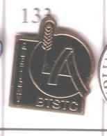 FF133 Pin's Agriculture Village QUETIGNY COTE D OR BTSTC CEREALE BLE Achat Immédiat - Villes