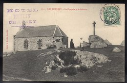 ILES CHAUSEY 50 - La Chapelle Et Le Calvaire - #B734 - France
