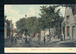 Workum - Herv Kerk - 1918 - Workum