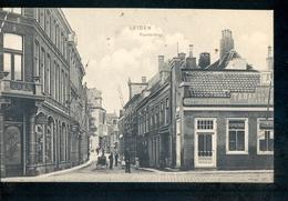 Leiden - Paardesteeg - Egyptische Sigaretten Winkel - 1915 - Leiden