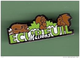 ECUREUIL MAISONS *** 2020 - Animals