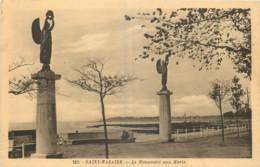 44 - SAINT NAZAIRE - MONUMENT AUX MORTS - Saint Nazaire