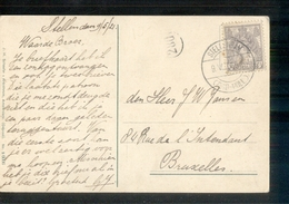 Stellendam Langebalk - 1921 - Postal History