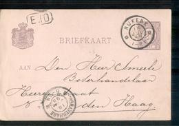 Nijkerk Grootrond - 1898 - Postal History