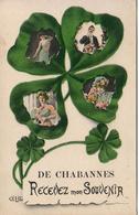 D87 De CHABANNES Recevez Mon Souvenir - Autres Communes