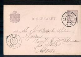 Amstelveen Grootrond Sittard - 1898 - Postal History