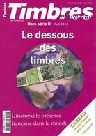 TIMBRES MAGAZINES HORS SERIE AVRIL 2016 - Francesi (dal 1941))
