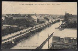 TOURS SUR MARNE 51 - Vue Prise Du Haut Du Moulin - Maison Amelin - #B738 - France