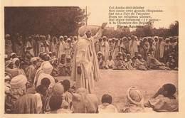Algerie Texte Pierre Aguetant Cet Arabe Doit Debiter , Conteur Arabe - Algérie
