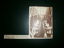 ST.AMANDSBERG. Begijnhof. - Documents Historiques