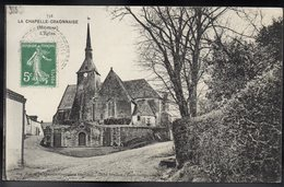 LA CHAPELLE CRAONNAISE 53 - L'EGLISE - #B743 - France